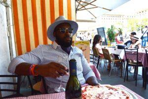 Pizza Image Rome